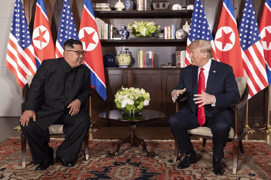 Donald Trump admits he'll make excuses to cover being wrong about Kim Jong Un