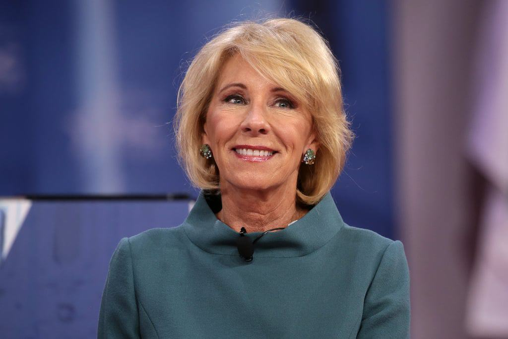Betsy DeVos' 163-foot Yacht Set Adrift in Lake Erie By Vandals