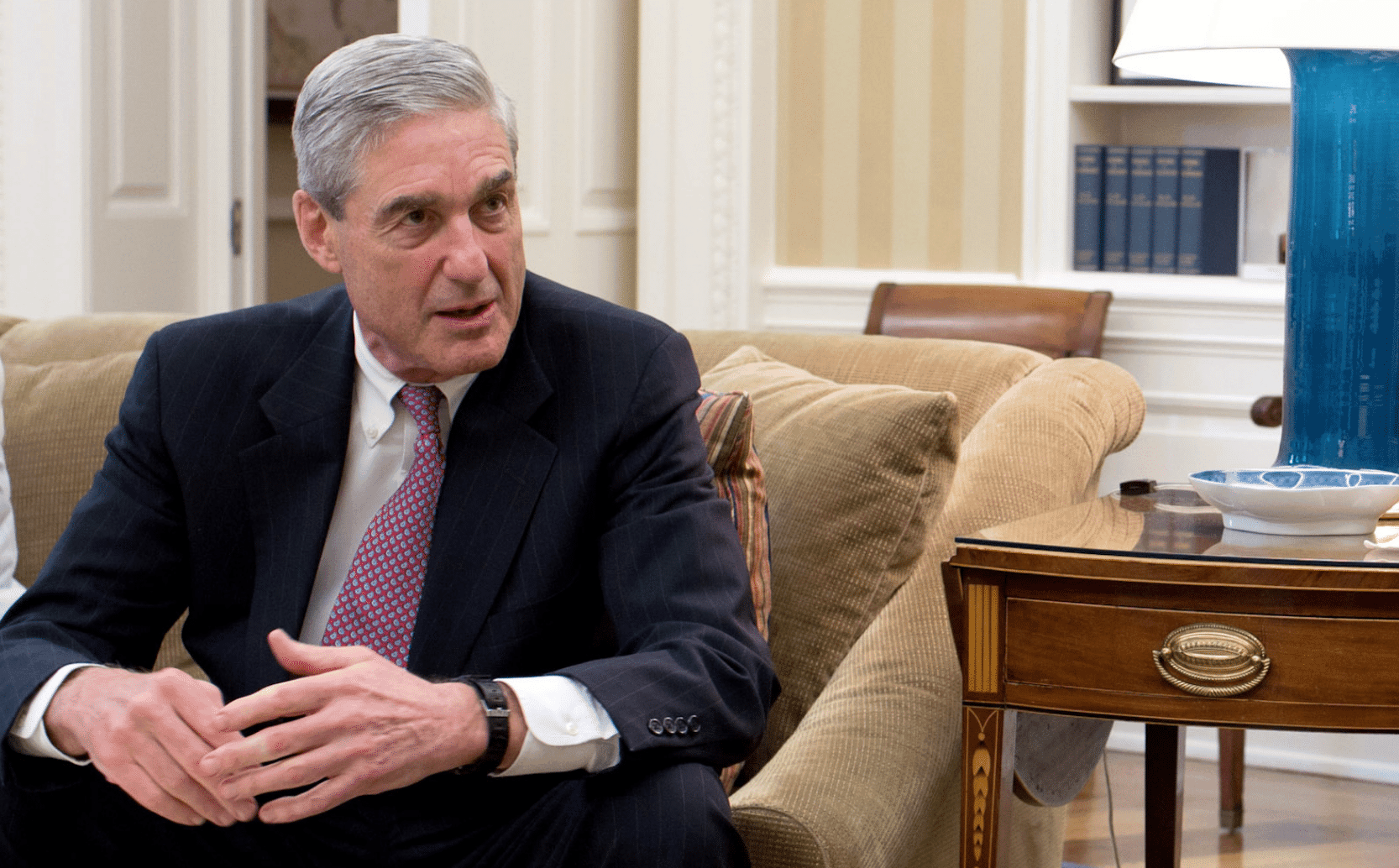 Mueller Reportedly has 'Strong' Evidence That Trump Obstructed Justice