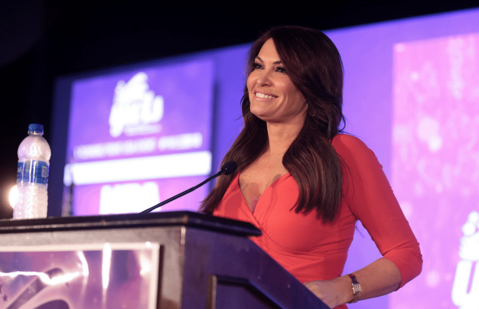 Fox Allegedly Cut Ties With Don Jr's Girlfriend, Guilfoyle, for Sharing Photos of Male Genitalia