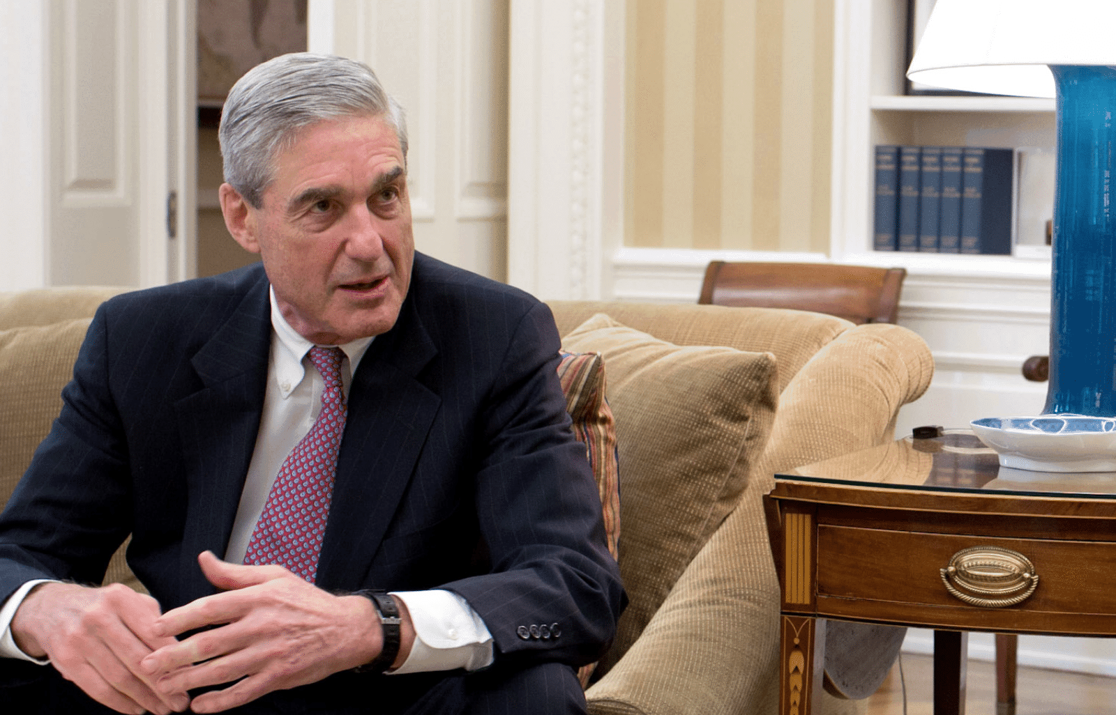 Judge Confirms Mueller's Appointment is Constitutional in Win for Special Counsel