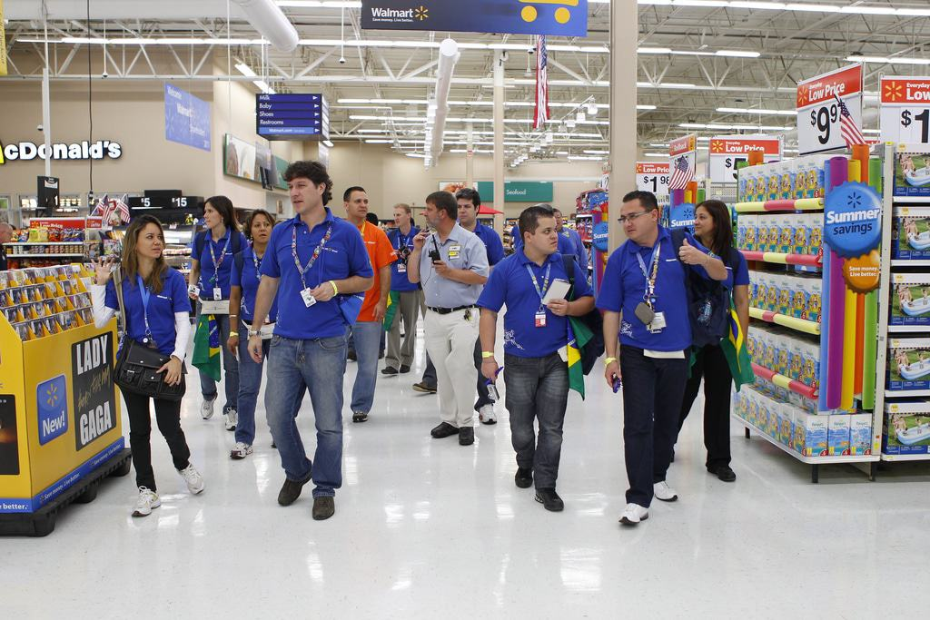 Walmart Patents Technology That Can Spy On Employee