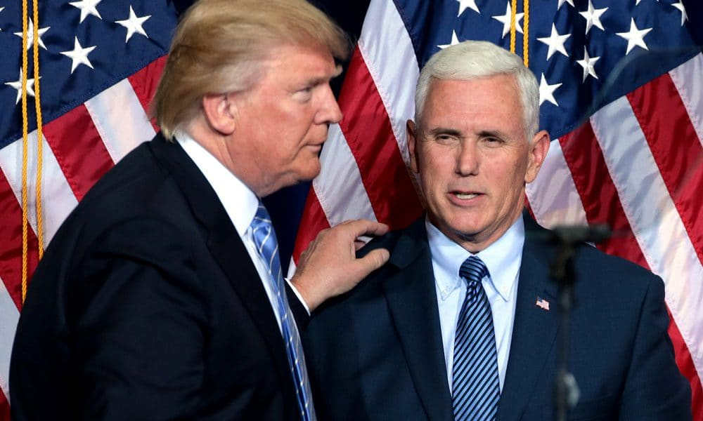 Mike Pence office penned op ed says Omarosa