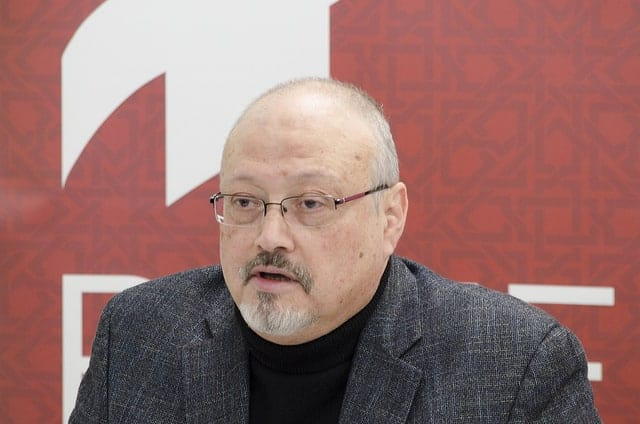 Pressure on Saudis over missing Khashoggi