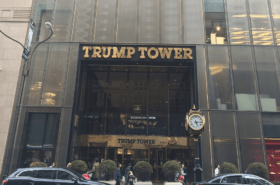 Donald Trump Organization sues fire victim