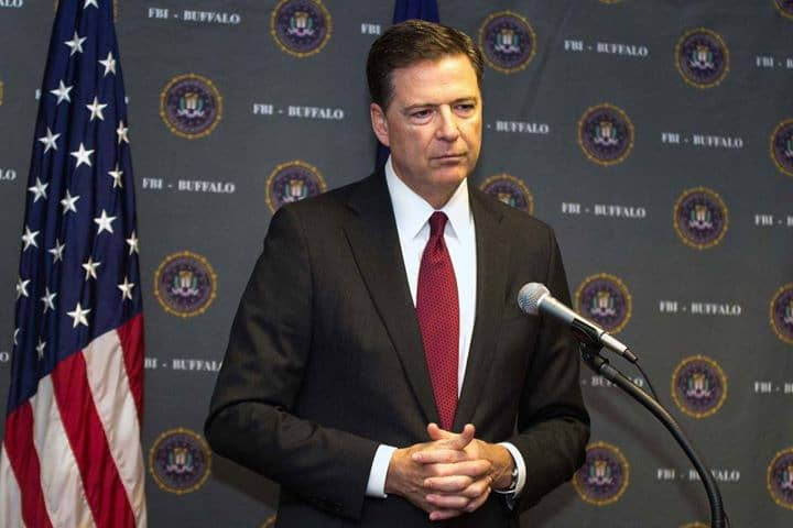 Ex-FBI director Comey challenges House subpoena in court