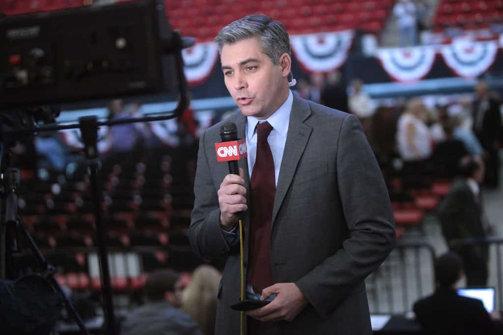 Acosta All Smiles After Lawsuit Win: 'Let's Get Back To Work'