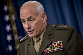 John Kelly Cooperated