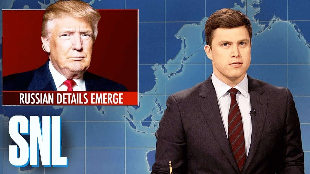 Snl S Michael Che And Colin Jost Hilariously Lay Into Trump And His Administration Hillreporter Com