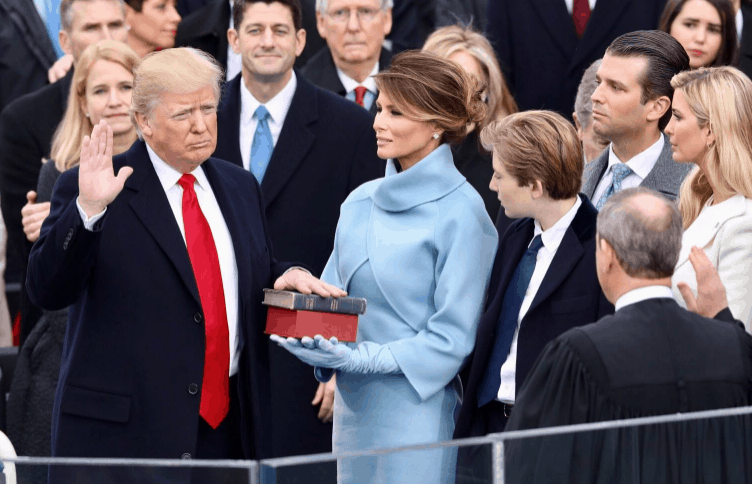 Donald Trump's £85million inauguration spending 'under CRIMINAL INVESTIGATION'