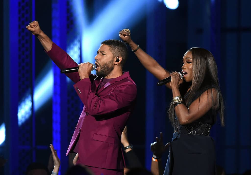 Empire Actor Jussie Smolett Reports Hate Crime Attack in Chicago