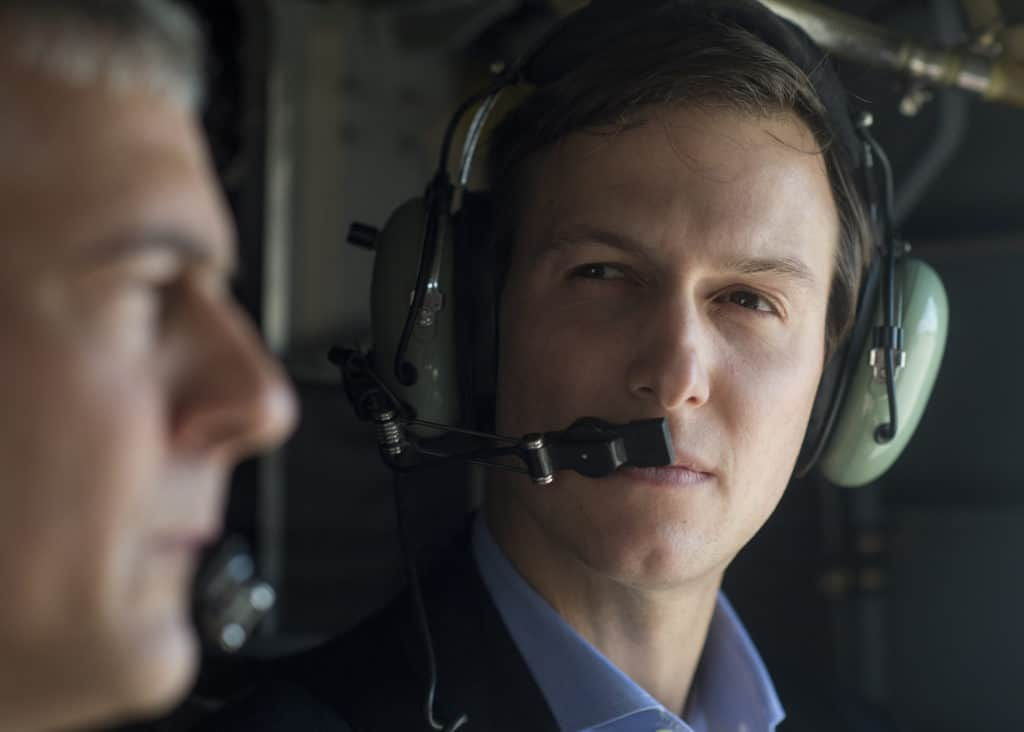 Security experts rejected Jared Kushner's clearance application