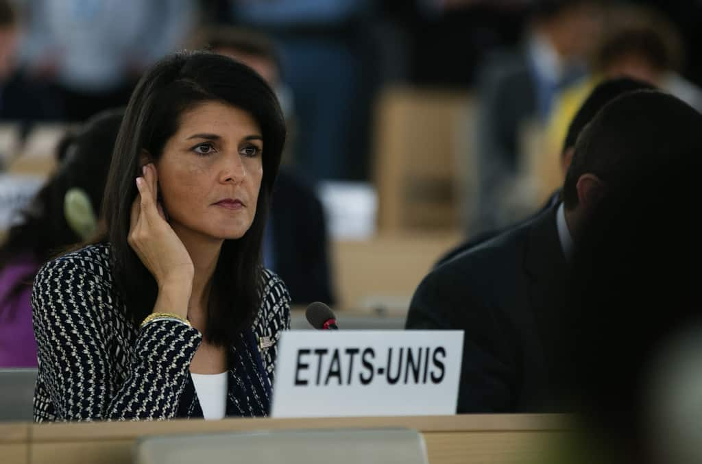 Nikki Haley loses 1.67M Twitter followers due to Obama-era rules