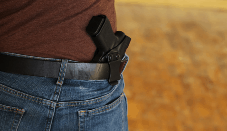 An Armed Right Winger Entered A Church To Harass Them For