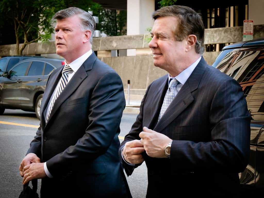 New York Preparing Charges For Paul Manafort Should Trump Pardon Him