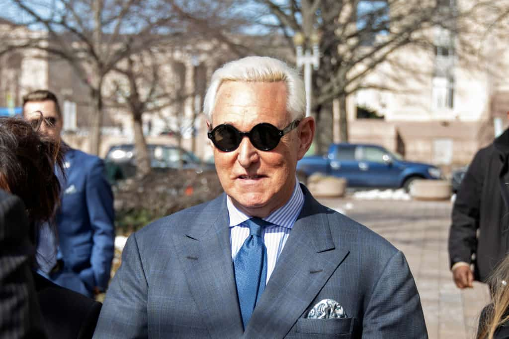 Judge doubles down on Roger Stone over Instagram posts