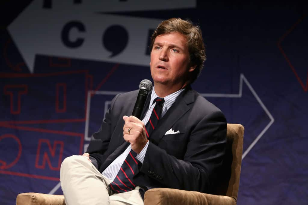 Tucker Carlson Won't Apologize for Misogynistic Rants
