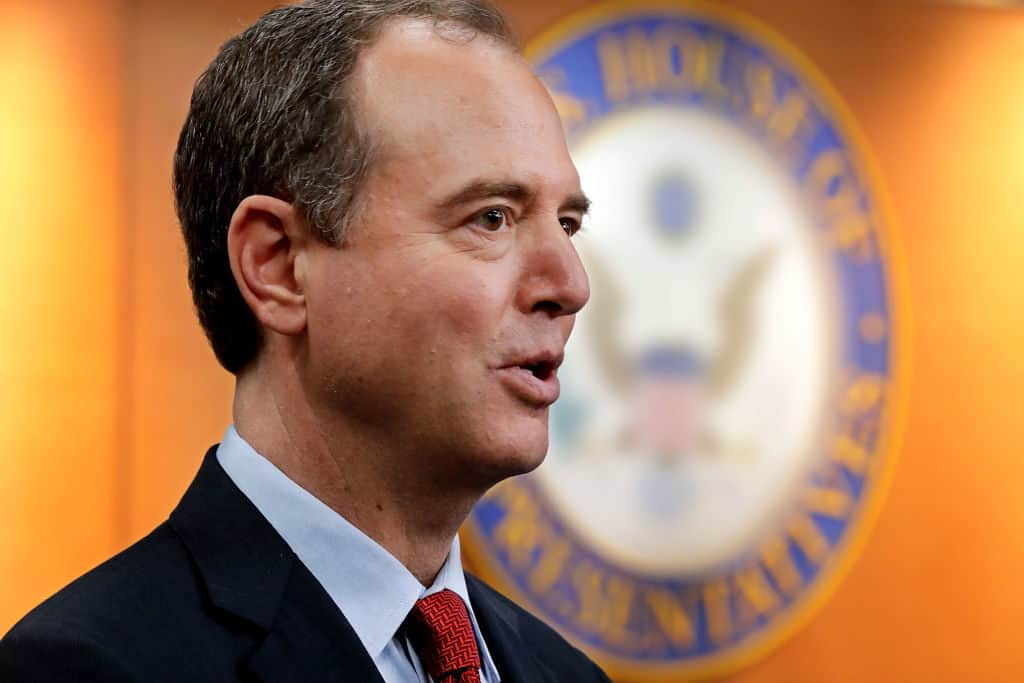 Schiff: Congress Would Take a Look at Mueller's Evidence 'if Necessary'