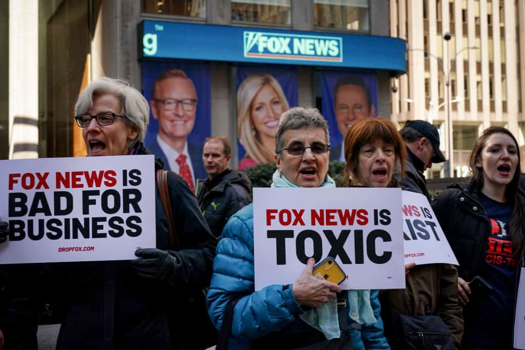 Former Fox News Reporter Plans to Break NDA And Tell Congress How