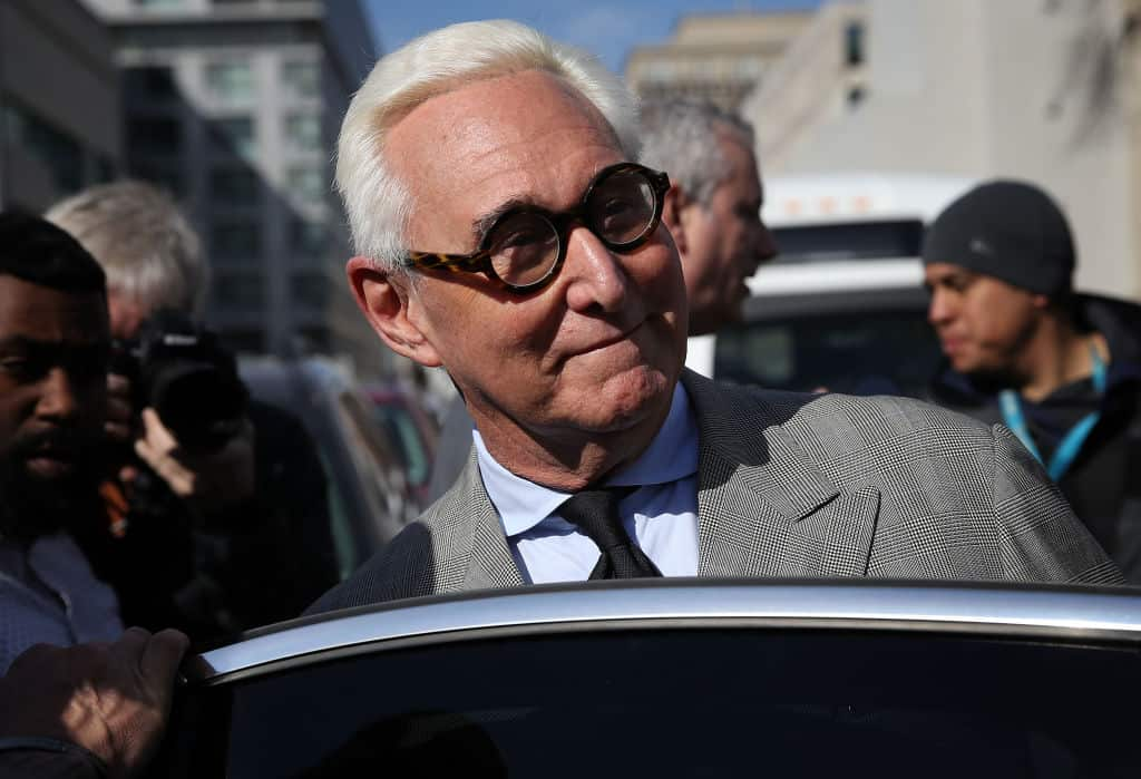 US Judge Sets November Trial for Trump Adviser Stone