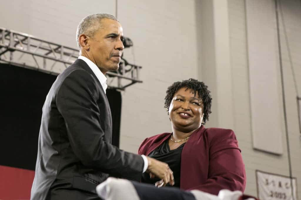 Biden Team Considers Naming Stacey Abrams As His VP Running-mate