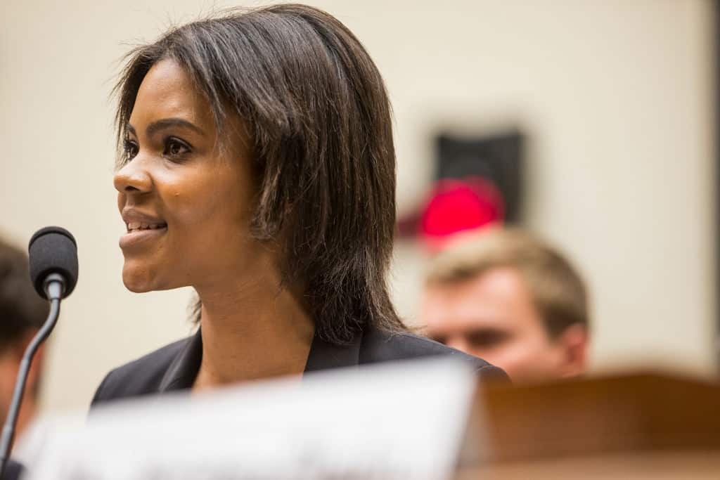 Trump Jr. Praises Candace Owens for Hearing Comments