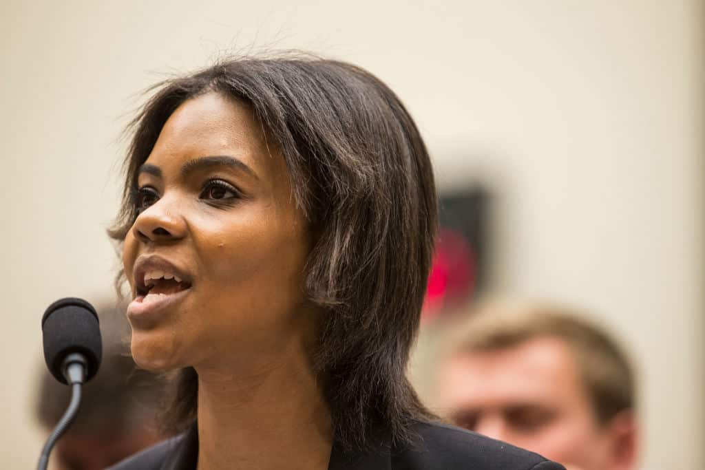 Candace Owens is Suspended From Facebook | HillReporter com