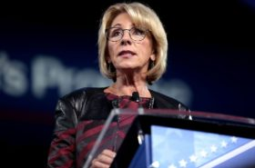 Betsy DeVos ed dept didn't stop wage garnishments