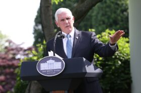 Mike Pence tells governors to refocus