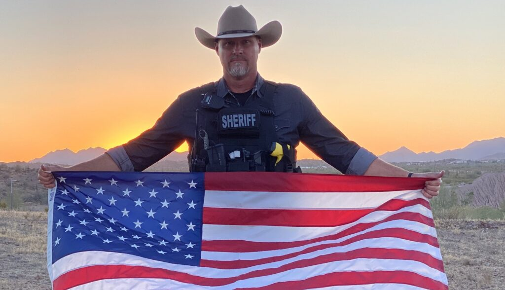 GOP sheriff in quarantine after defying covid regs