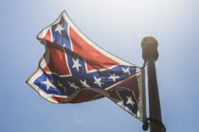 Confederate flag banned