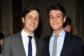 Kushner family profits from COVID
