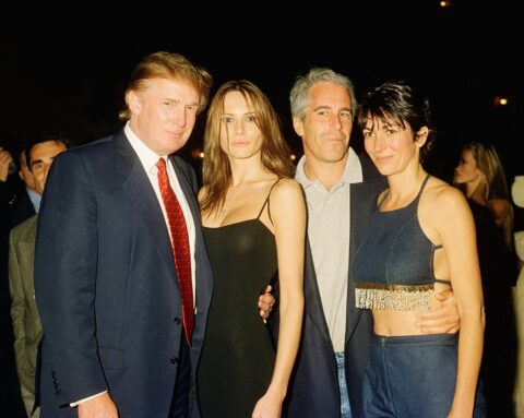 Jeffrey Epstein introduced victims to Trump