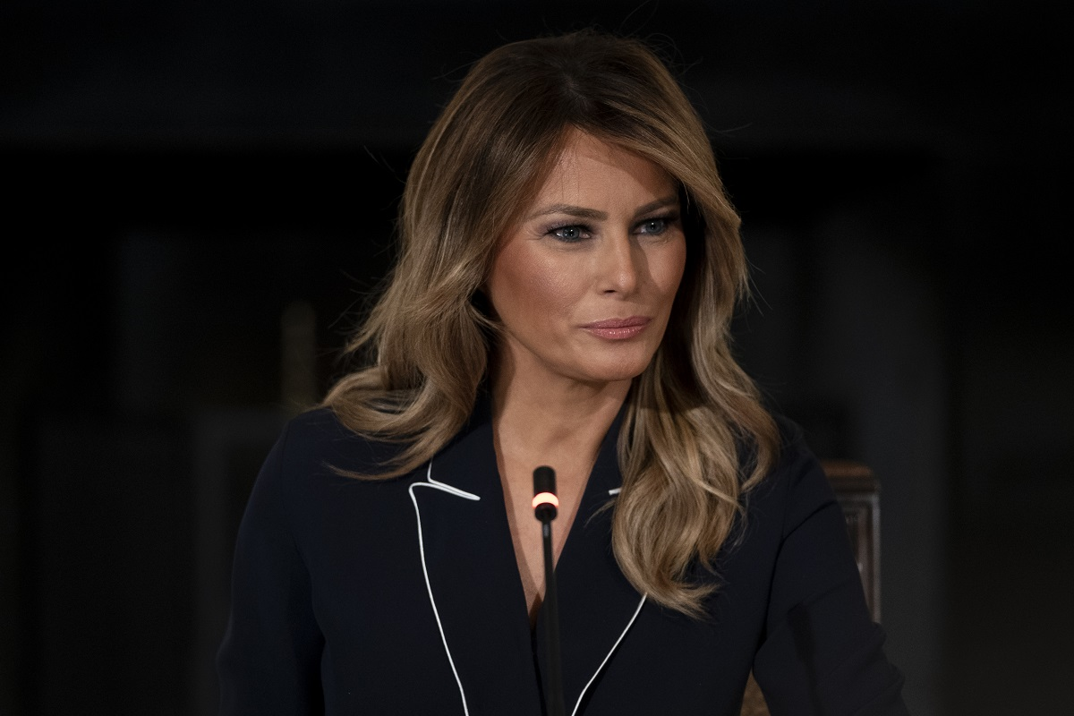 Melania Trump trashes Donald, Ivanka, etc