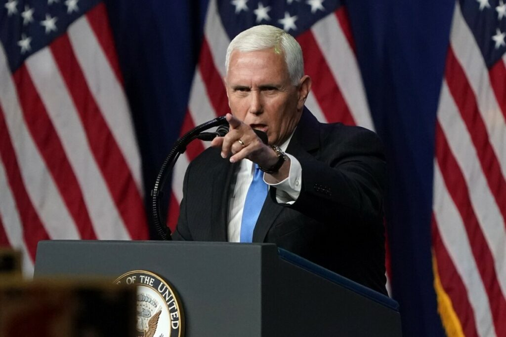Mike Pence disinvited as speaker