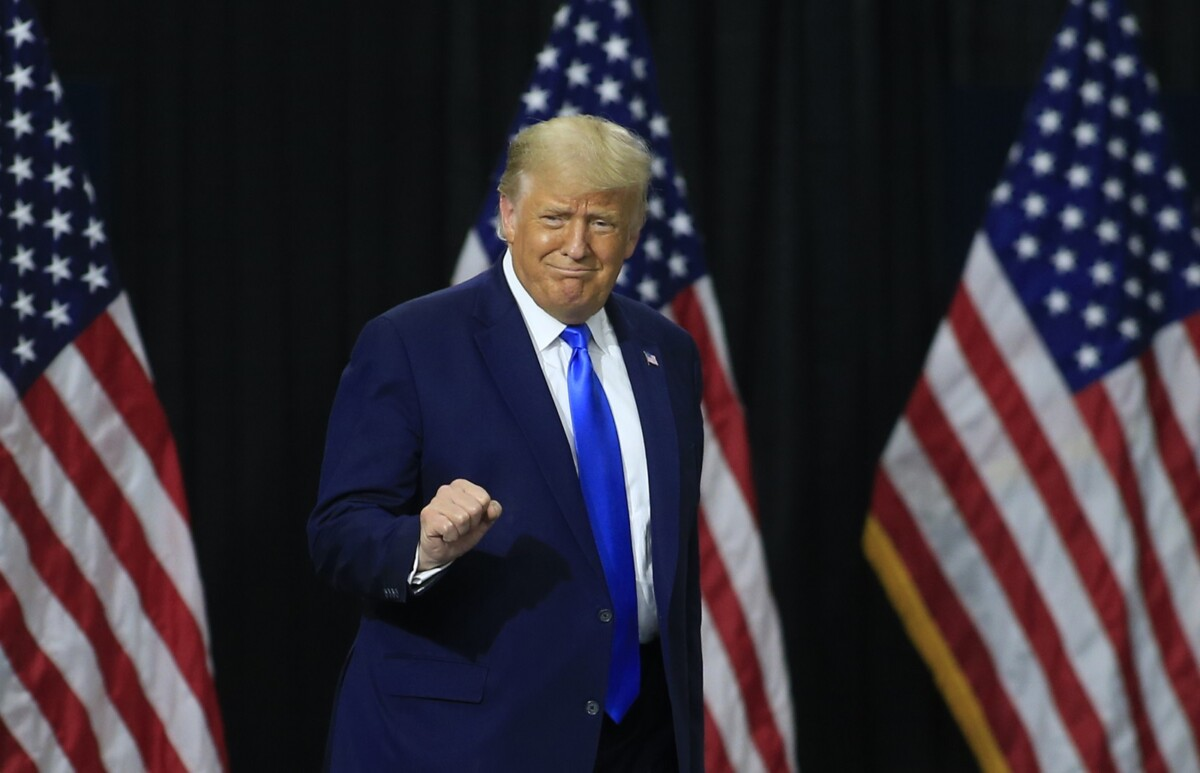 Donald Trump tried to stop Black Americans from voting