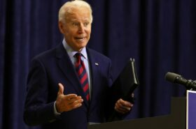 Joe Biden has debate skills says Donald Trump
