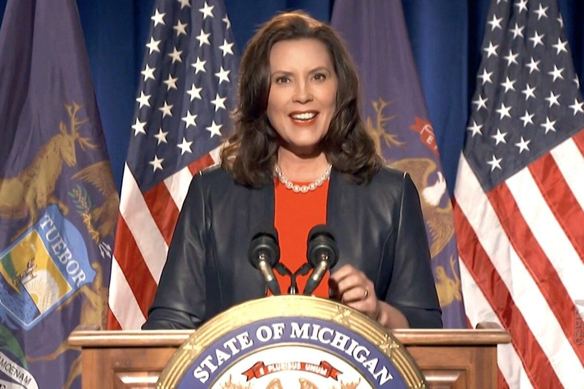 Gretchen Whitmer was asking for it says Rick Wiles