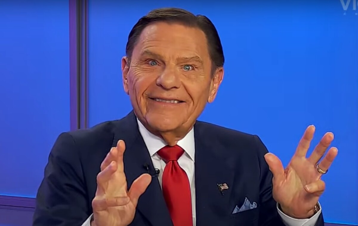 Kenneth Copeland antibodies of faith
