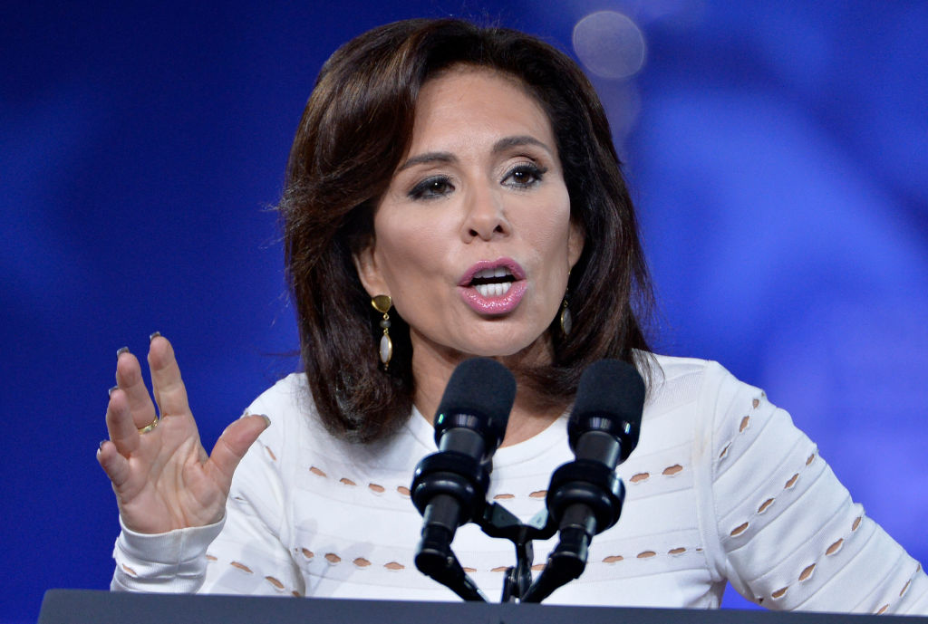 Changing Her Tune: Watch as Jeanine Pirro Calls Trump ...