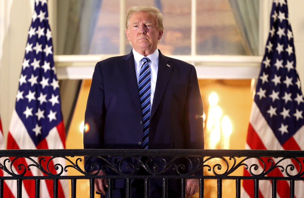 Trump to leave White House for the last time