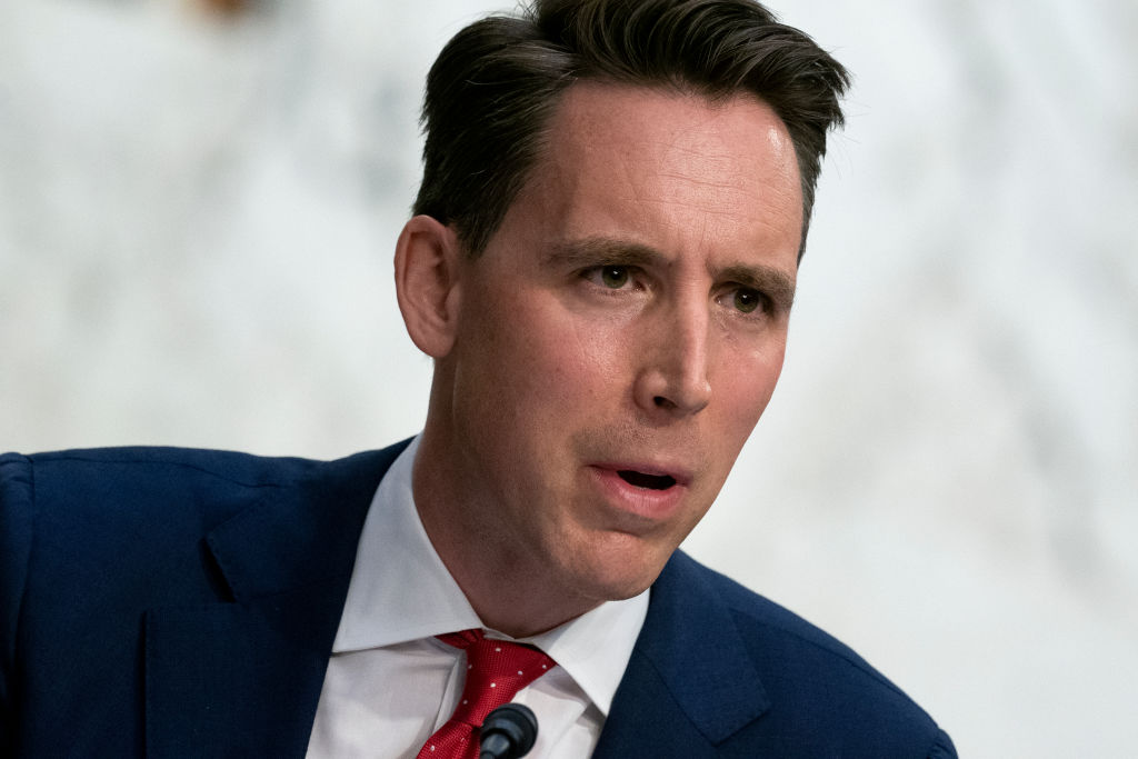 Josh Hawley fundraiser cancelled