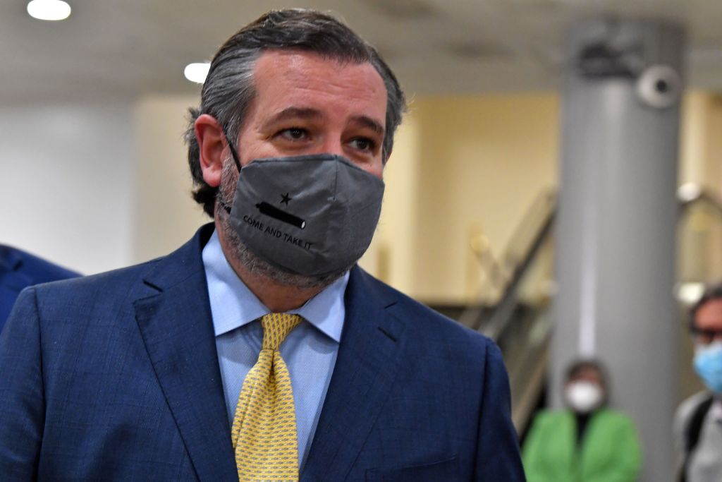 Canada apologizes for Ted Cruz