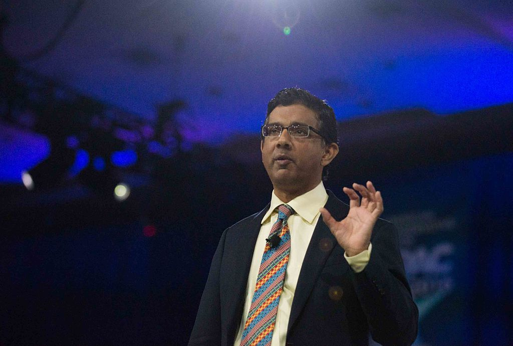 Dinesh D'Souza mocks mental health