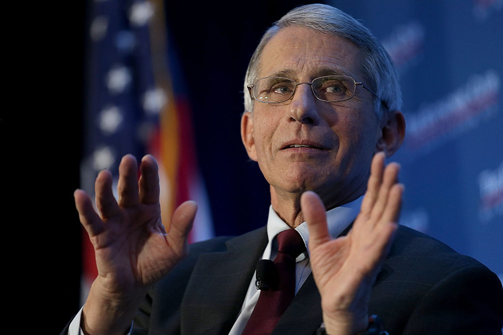 Dr. Anthony Fauci on COVID precautions