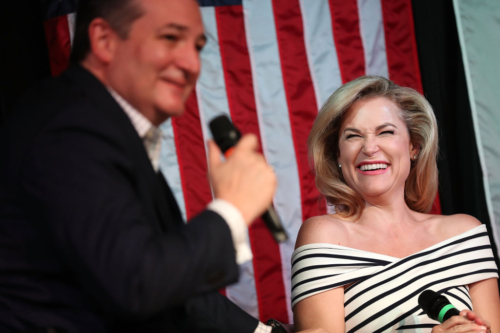Heidi Cruz p*ssed* Ted says