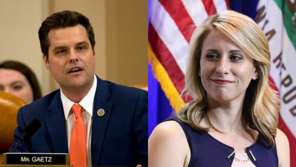 Gaetz Defended This Democrat When She Faced Scandal, But